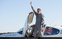 Phi công tuổi teen một mình bay vòng quanh thế giới
