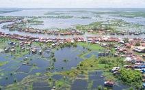 Nhịp sống bên mặt hồ lớn nhất Đông Nam Á
