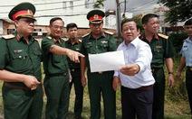 Tiếp tục tìm hài cốt liệt sĩ ở sân bay Tân Sơn Nhất