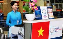Vietnam Airlines sẵn sàng phục vụ APEC