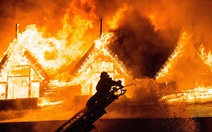 Thế giới trong tuần qua ảnh: hỏa hoạn ở nhiều nơi