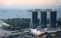 Singapore đang thiếu cát lấn biển, mở đất