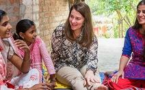 Melinda Gates - 'chiến binh' kiên cường vì quyền phụ nữ