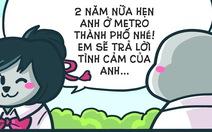 Metro hết vốn