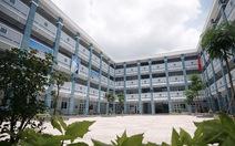 Trường học TP.HCM trang bị phòng Gym, nhà thi đấu cho năm học mới