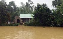 Còn 16.000 ngôi nhà ở rốn lũ Đại Lộc ngập, 2 người chết