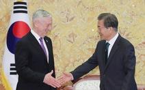 Trung - Hàn tìm kiếm đồng thuận trong ứng phó Triều Tiên