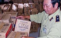 280.000 gói dầu gội đầu, sữa tắm Trung Quốc giả nhãn hiệu