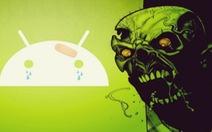 Mã độc Ransomware chiếm giữ điện thoại Android tống tiền