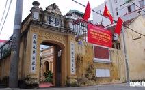 Ngôi nhà đầu tiên đón Bác về Hà Nội năm 1945