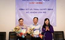 Báo Người Lao Động có thêm 2 Phó tổng biên tập