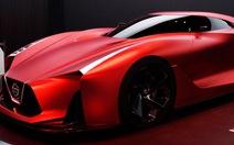 Tokyo Motor Show: Triết lý Nhật đi vào thiết kế xe hơi
