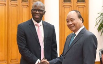 Thủ tướng đề nghị WB tìm nguồn tài trợ không hoàn lại cho VN