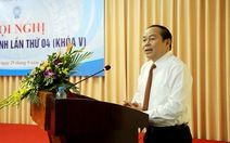 Ông Võ Kim Cự hết làm chủ tịch Liên minh Hợp tác xã