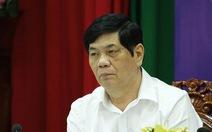 Đề nghị Ban Bí thư xem xét thi hành kỷ luật ông Nguyễn Phong Quang