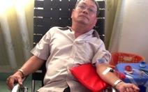 Niềm vui mỗi ngày: Người mê hiến máu