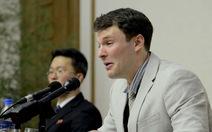 Triều Tiên tố Mỹ đặt điều về cái chết của sinh viên Warmbier