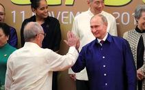Những khoảnh khắc đáng nhớ của APEC 2017