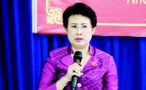 Đề nghị bãi nhiệm đại biểu Quốc hội với bà Phan Thị Mỹ Thanh