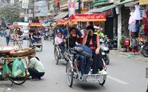 Việt Nam đón hơn 1 triệu lượt khách quốc tế mỗi tháng