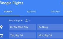 Tiết kiệm chi phí du lịch với tính năng mới của Google's Flights
