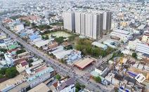 """TP.HCM: Căn hộ quận 12 """"hút"""" nhà đầu tư khu vực lân cận"""