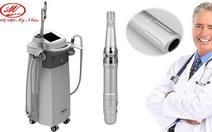 Phương pháp mới trị sẹo rỗ, mụn, thâm, nám hiệu quả - Micro Needle Therapy (Đức)