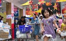 Co.opmart Huỳnh Tấn Phát có sân chơi cho bé sắp khai trương