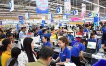 Co.opmart Tân Châu hút khách nhờ khuyến mãi lớn