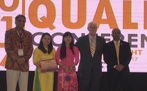 Yến sào Khánh Hòa nhận giải thưởng Chất lượng Quốc tế