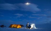 Chinh phục Bắc Cực miễn phí cùng Hoàng Lê Giang