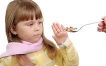 Trẻ bị ho có nhất thiết phải dùng kháng sinh?