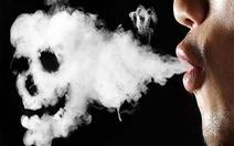 Hút thuốc lá làm giảm chức năng sinh sản