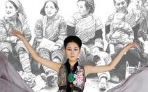 Nhà thiết kế Minh Hạnh mang bộ sưu tập thổ cẩm đến Geneve
