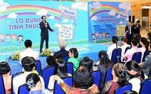 Amway cam kết hỗ trợ trẻ em kém may mắn tại Việt Nam