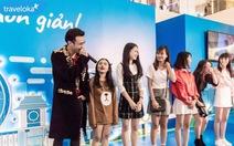 Soobin Hoàng Sơn hát hết mình tại sự kiện du lịch Traveloka