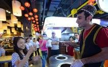 Khám phá ẩm thực cả thế giới dưới lòng Sài Gòn