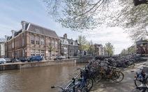 Thiết kế siêu thoáng khiến căn hộ Amsterdam rộng hơn hẳn