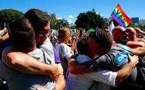 Người Úc ủng hộ hôn nhân đồng giới