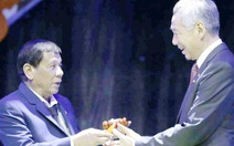Singapore nhận chức chủ tịch luân phiên ASEAN 2018