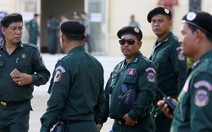 Đảng đối lập ở Campuchia sắp bị giải thể