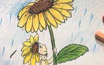 Hoa hướng dương chung sức giúp bệnh nhi ung thư
