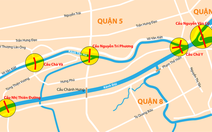 Xây cầu Bình Tiên theo hình thức đổi đất lấy hạ tầng
