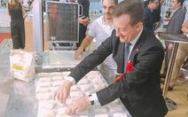Pháp chi 350 triệu euro mỗi năm để kiểm tra an toàn thực phẩm