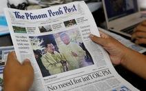 Campuchia khẳng định bầu cử diễn ra bình thường