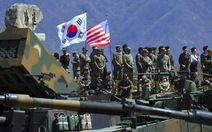 Triều Tiên không đàm phán hạt nhân nếu Mỹ - Hàn còn tập trận chung