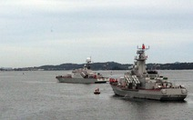 Vùng 4 Hải quân chủ động ứng phó với bão số 14