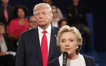 Ông Trump thách bà Clinton tái tranh cử