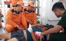 Nhiều tai nạn, sự cố trên biển do bão số 14