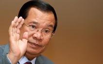 Thủ tướng Campuchia tuyên bố không ngại Mỹ cắt mọi tài trợ